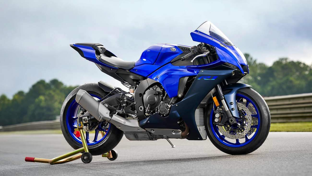 Yamaha YZF 1000 R1 technical specifications